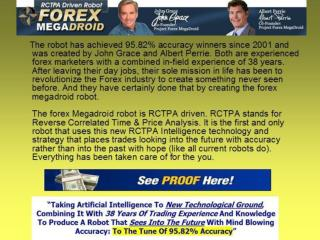 An Evolutionary Forex Trading Robot! - Forex MegaDroid revie