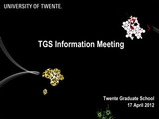 TGS Information Meeting