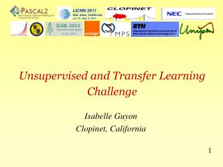 Unsupervised and Transfer Learning Challenge
