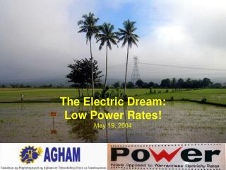 The Electric Dream: Low Power Rates! May 19, 2004