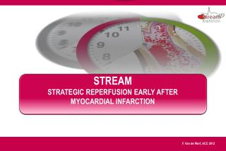STREAM Strategic Reperfusion Early After  Myocardial Infarction