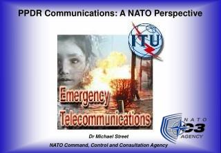 PPDR Communications: A NATO Perspective