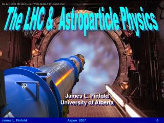 The LHC &  Astroparticle Physics