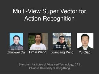 Multi-View Super Vector for Action Recognition