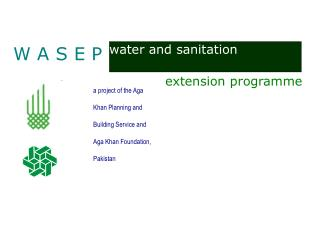 water and sanitation