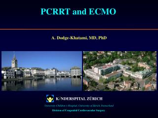 PCRRT and ECMO
