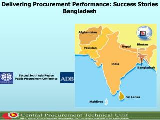 Second South Asia Region  Public Procurement Conference