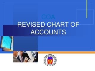 COA  REVISED CHART OF ACCOUNTS