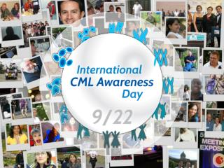 9/22  represents: Chronic Myeloid Leukemia 			&  September 22
