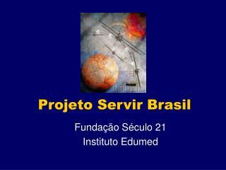 Projeto Servir Brasil