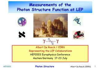 Measurements of the  Photon Structure Function at LEP