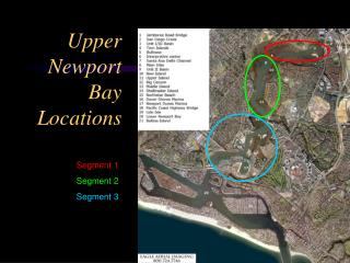Upper  Newport Bay Locations
