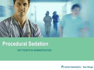 What  is Procedural Sedation?