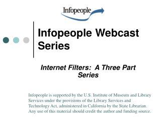 Infopeople Webcast Series