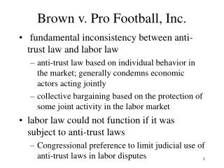 Brown v. Pro Football, Inc.