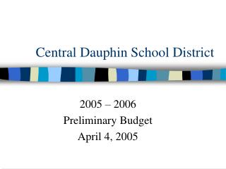 Central Dauphin School District