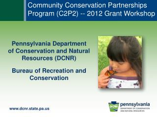 Pennsylvania Department of Conservation and Natural  Resources (DCNR)