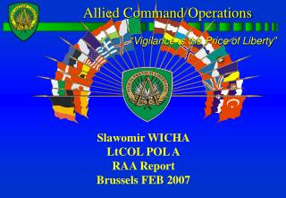 Allied Command Operations