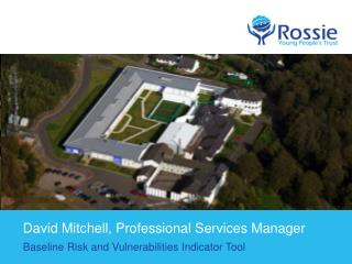 David Mitchell, Professional Services Manager