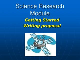 Science Research Module