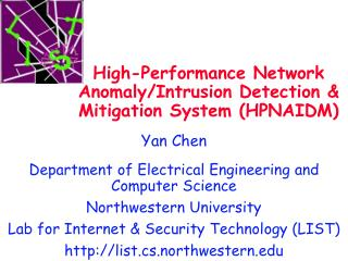 High-Performance Network Anomaly/Intrusion Detection & Mitigation System (HPNAIDM)