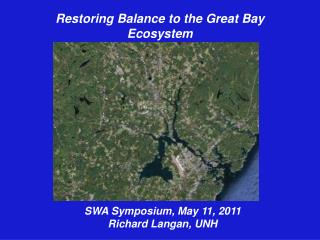 Restoring Balance to the Great Bay Ecosystem