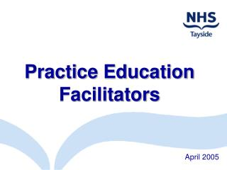 Practice Education Facilitators