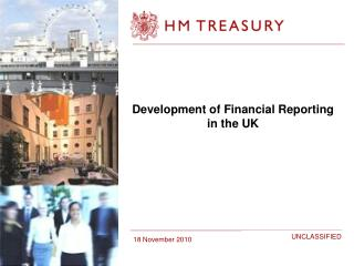Development of Financial Reporting in the UK