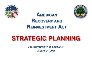 U.S. Department of Education December, 2009