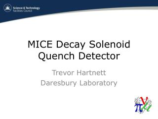 MICE Decay Solenoid Quench Detector