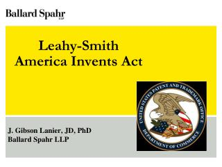 Leahy-Smith  America Invents Act