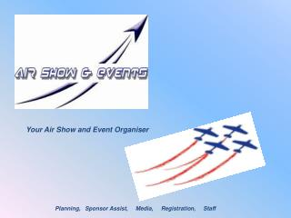 Your Air Show and Event Organiser