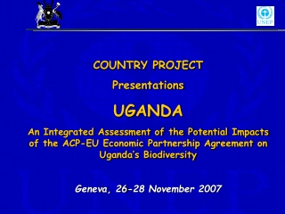 Fish biology and Ecology in the Uganda Portion of Lake Victoria