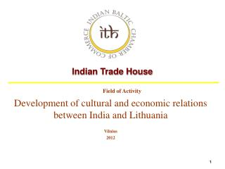 Indian Trade House