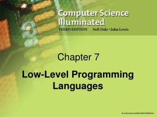 Low-Level Programming Languages