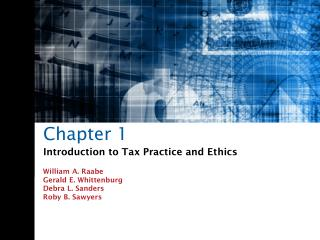 Elements of Taxation