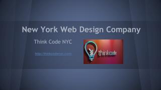 New York Web Design Company