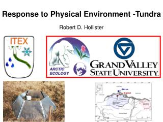 Response to Physical Environment -Tundra Robert D. Hollister