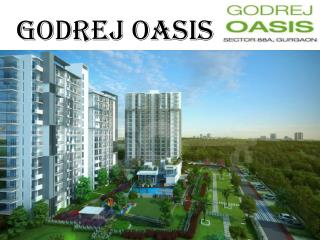 "New Launch ""Godrej Oasis"" in Sector 79 Gurgaon"