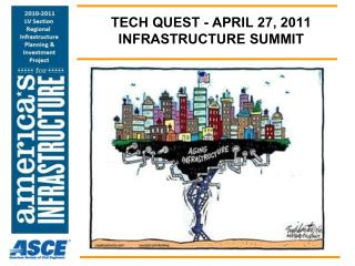 TECH QUEST - APRIL 27, 2011 INFRASTRUCTURE SUMMIT