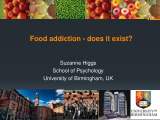 Food addiction - does it exist?
