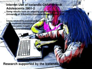 Research supported by the Icelandic Research Council