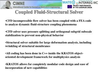 Coupled Fluid-Structural Solver