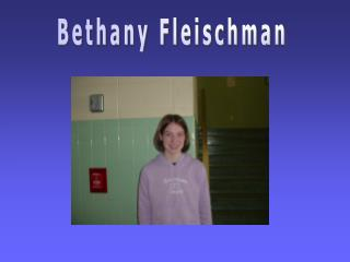 Bethany Fleischman