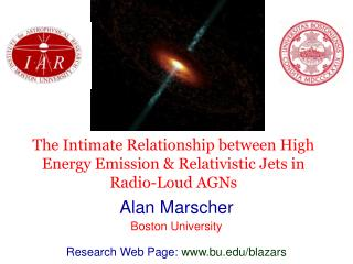 The Intimate Relationship between High Energy Emission & Relativistic Jets in Radio-Loud AGNs