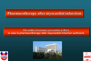 Pharmacotherapy after myocardial infarction