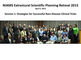 Strategies for Successful Rare Disease Clinical Trials