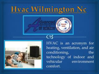Wilmington HVAC Repair
