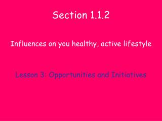 Section 1.1.2