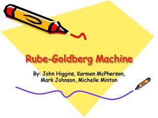 Rube-Goldberg Machine